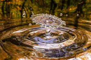 acqua bene prezioso uomo e natura