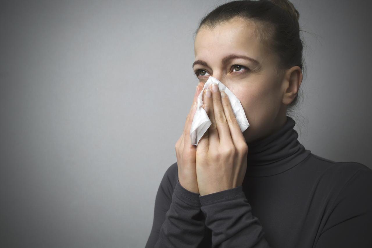 Come decongestionare il naso in gravidanza?
